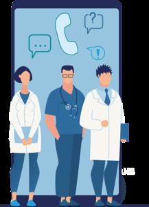 télésecrétariat médical Rennes